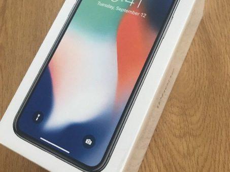 Skelbimas - Apple iPhone X 64GB € 390 iPhone 8 64GB € 340 iPhone X 256GB € 460