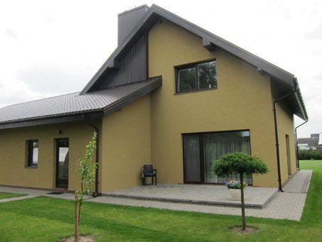 Skelbimas - Kauno r. sav., Ringaudų k., Gėlių g., mūrinis namas