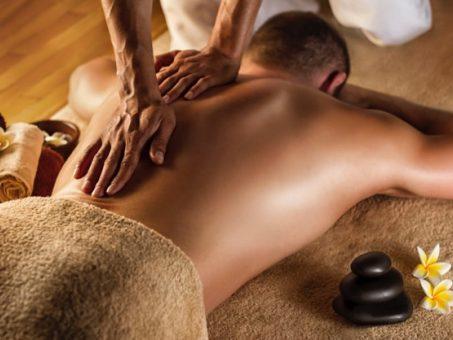 Skelbimas - Nugaros masažas