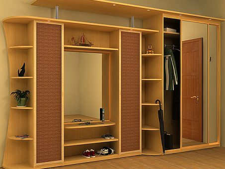 Skelbimas - Prieškambario baldai.Dizainas,projektavimas ir gamyba