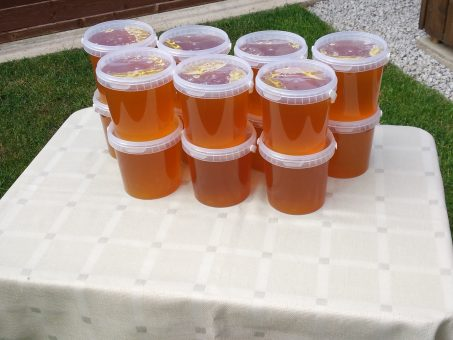 Skelbimas - Šviežias medus