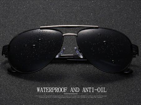 Skelbimas - Polerizuoti patrauklūs MB ir kiti akiniai dėkluose