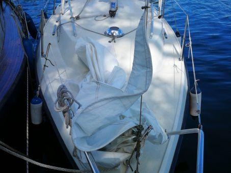 Skelbimas - Pramoginis plukdymas Jachtomis Trakuose