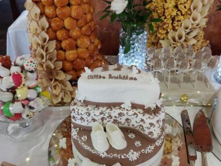 Skelbimas - Mūsų tortai- TAI GROŽIO IR SKONIO HARMONIJA...