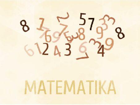 Skelbimas - Matematikos korepetitorius Vilniuje