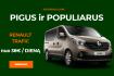 Skelbimas - Mikroautobusų nuoma