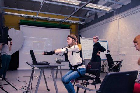 Pirmąjį kartą Lietuvoje: 3D animacijos ir judesių fiksavimo dirbtuvės