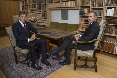 Malonė pedofilui lėmė Islandijos koalicijos skilimą