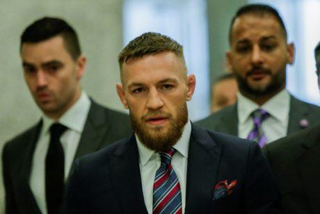 C. McGregoras paskelbė apie karjeros pabaigą