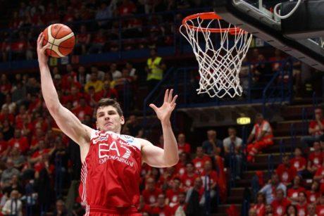 Incidentas krepšinio aikštelėje: po rungtynių A. Gudaitis susimušė su varžovu