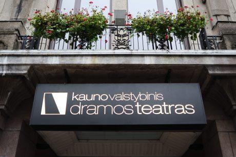 Ieškomas naujas Kauno dramos teatro vadovas
