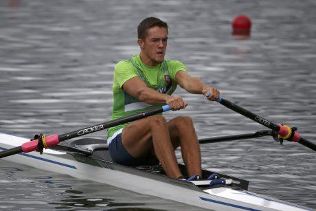 A. Kelmelis – pasaulio jaunių irklavimo čempionas