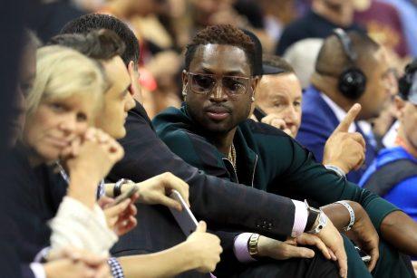 """D. Wade""""as palieka Čikagą, bet laisvu žaidėju bus neilgai"""