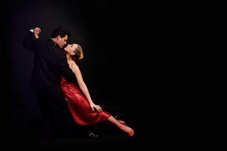 Tango gerbėjams – koncertinė milonga