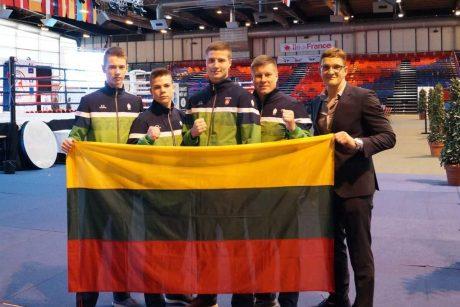 Iš Europos muaythai čempionato lietuviai grįžta su sidabru ir bronza