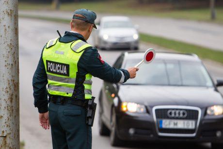 Vasarą Lietuvoje sulaikyta beveik 6 tūkst. neblaivių vairuotojų