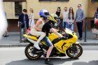 """""""Bike show millennium"""" paradas"""