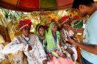 Masinės vedybos Indijoje