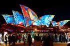 Kerintis šviesų festivalis Australijoje