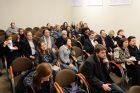 Klaipėdos menininkai apžiūrėjo Klaipėdos energijos patalpas