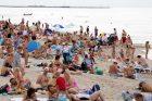 Paskutinis vasaros sekmadienis prie jūros