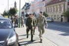 NATO karininkų vizitas Klaipėdoje
