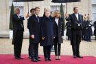 Prezidentė dalyvauja renginiuose Paryžiuje