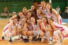 Čekija – Nyderlandai 64:54. Merginų U16 EČ
