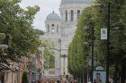 Įgulos bažnyčia laukia remonto