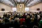 Darželių reformos pristatymas jų vadovams ir tėvams