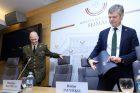 Seime pristatytas grėsmių nacionaliniam saugumui vertinimas