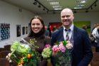 Lietuvos meno kūrėjų asociacijos premijos įteikimas