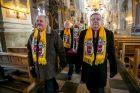 Šv. Mikalojaus eisena į Kauno Rotušę