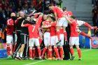 Euro 2016: Velsas - Belgija 3:1