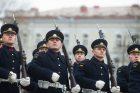 Iškilminga kariuomenės dienos rikiuotė Vilniuje