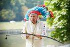 Šaudymas iš indėniško lanko