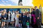 Mokykloms – nauji geltonieji autobusiukai