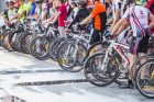 Kaune startavo atgimęs istorinis dviračių maratonas