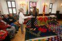 Antklodę Europai mezgė 500 lietuvių ir užsieniečių