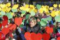 Klaipėdiečiai pakiliai šventė Vasario 16-ąją