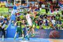 Eurobasket: Lietuva - Serbija