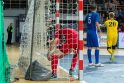 """Futsalas. """"Vytis"""" – """"Halle-Goik"""" 2:5"""