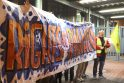 """Streikai Vokietijoje sukėlė naują """"Ryanair"""" suirutę"""