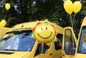 Daugėja: nauji mažieji autobusai skirti dar trims Kauno rajono mokykloms.