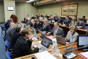 Laikas: dabartinis miesto tarybos veiklos reglamentas iš esmės nebuvo peržiūrėtas 14 metų.
