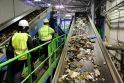 Situacija: uostamiestyje nekyla problemų dėl atliekų rūšiavimo, sandėliavimo ar tvarkymo.
