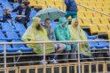 Atsarga: savaitgalį be apsaugos nuo lietaus iš namų išeiti nepatariama, numatomi trumpi lietūs.