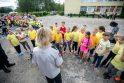 Pilietiškumo pamoka tapo tikra švente moksleiviams