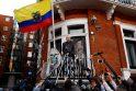 """Ekvadoras suteikė pilietybę """"WikiLeaks"""" įkūrėjui"""