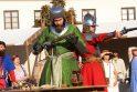 Sostinėje vyksta Šv. Baltramiejaus mugė
